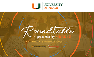 Roundtable with MRED+U